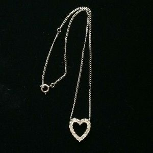 SARAH COVENTRY HEART NECKLACE